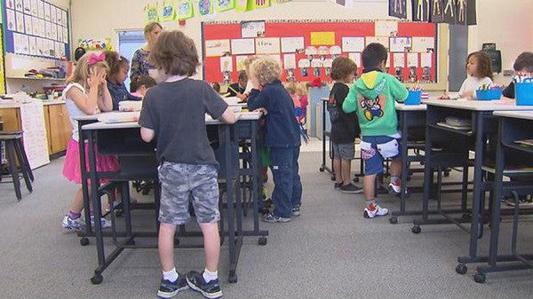 Olympian Calls For Standing Desks In Schools Ergoport