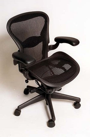 The secret history of the Aeron chair & Ergonomic News u2013 tagged