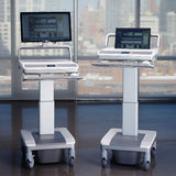 Humanscale Hospital cart