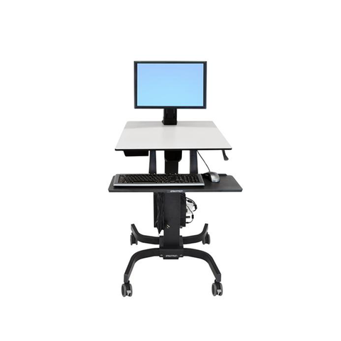 Ergotron WorkFit-C Single Light Duty Sit-Stand Workstation