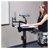 Ergotron Teachwell Mobile Cart
