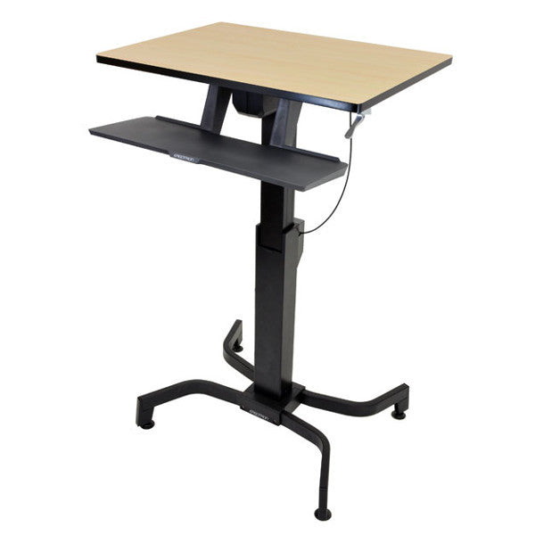 Ergotron Workfit Pd Sit Stand Desk Ergoport