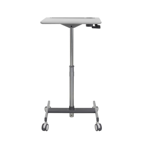 Ergotron Silver LearnFit Adjustable Standing Desk