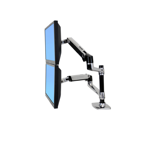 Ergotron ® LX Dual Stacking Arm