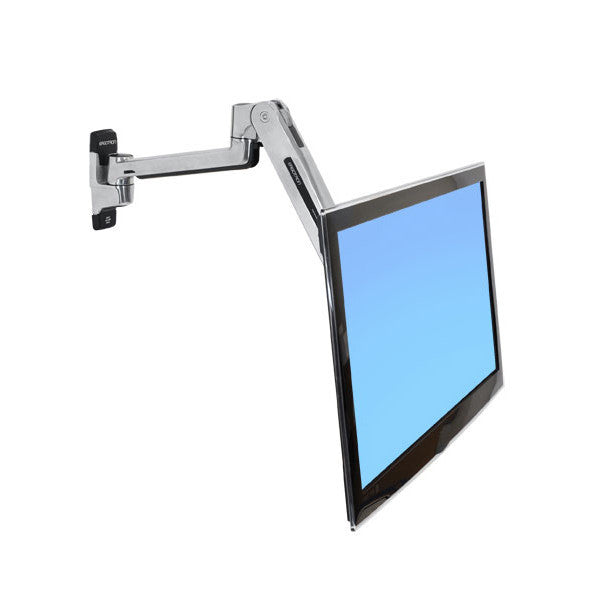 Ergotron Lx Sit Stand Wall Mount Lcd Arm Ergoport