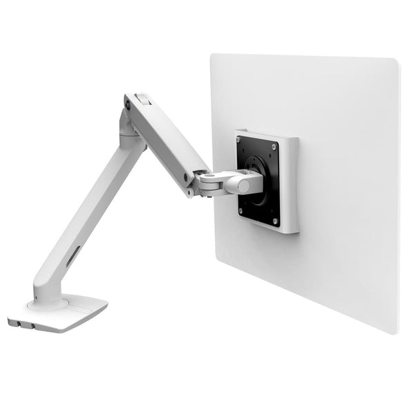 Ergotron MXV Monitor Arm White Back