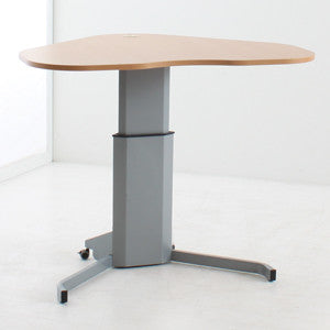 Conset DM7 Height Adjustable Desk Silver