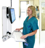 Ergotron ® StyleView Vertical Lift