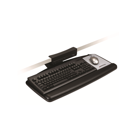 3M™ Knob Adjustable Keyboard Tray