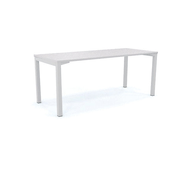 Axis Straightline Single Desk