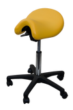 Bambach Saddle Seat Front Yellow