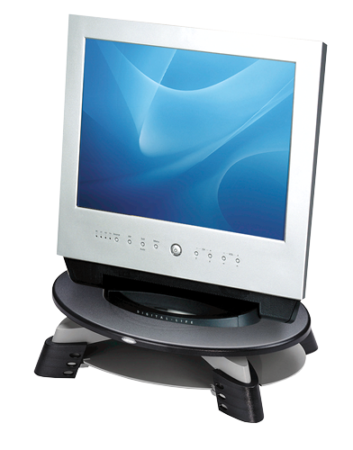 Fellowes® Compact Monitor Riser