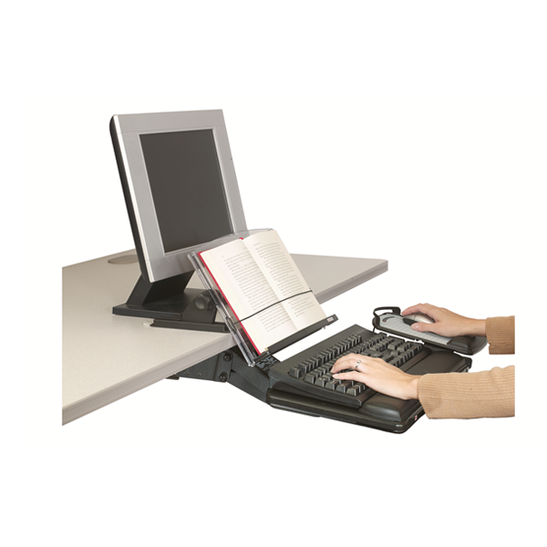3m Compact In Line Document Holder Ergoport