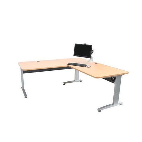 Mimek DM15 L Shaped Height Adjustable Desk