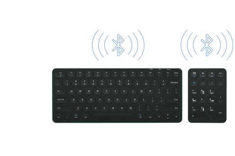 The Ergoapt Dual Combo Keyboard