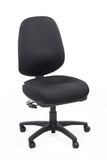 ErgoTeq XL Seat & Extra High Back