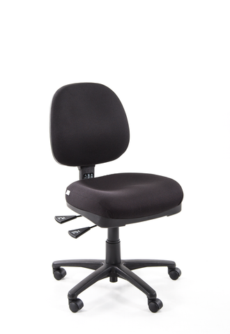 ErgoTeq Medium Back & Seat