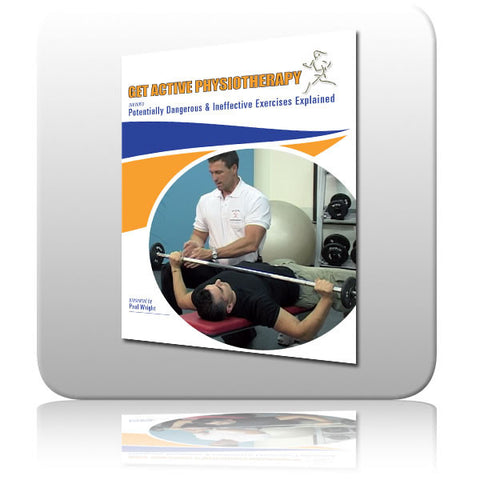 Potentially Dangerous and Ineffective Exercises DVD