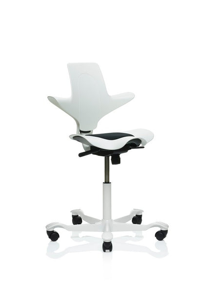 HÅG Capisco Puls Saddle Chair White