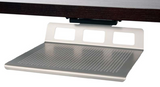 Humanscale Tech Tray Steel Close Up