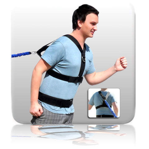 Elite Speed Resistor with Shoulder Harness & Waist Belt
