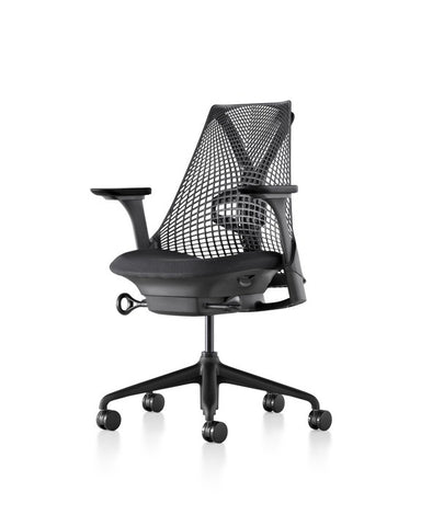 Herman Miller Sayl Chair black