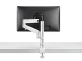 CBS Lima Monitor Arm Back White
