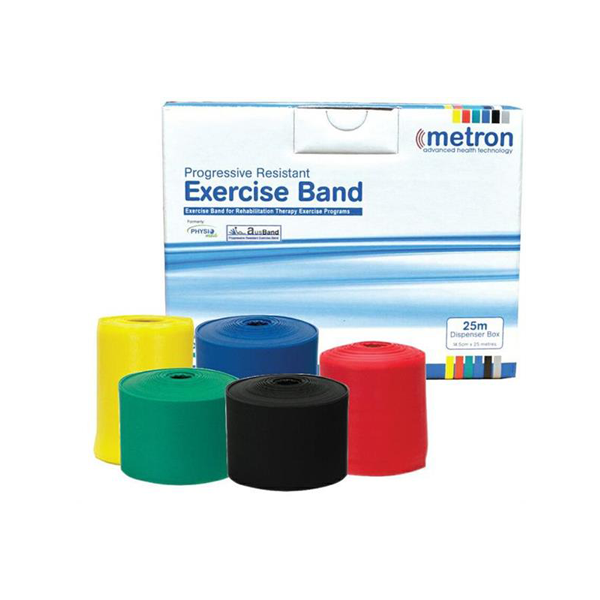 Metron Exercise Band 25m - DEMO