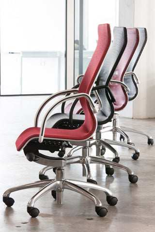 Sirocco Elastomeric Mesh Office Chair