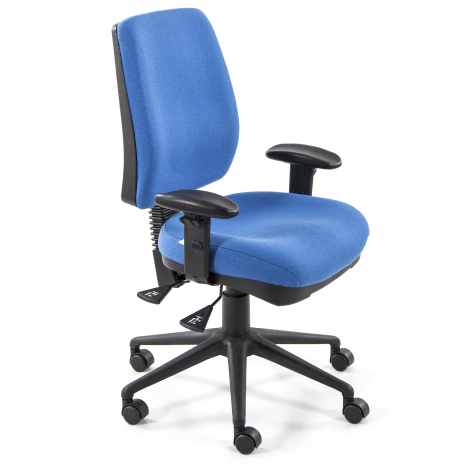 Miracle Ergonomic Chair With Gel Teq Seat Ergoport