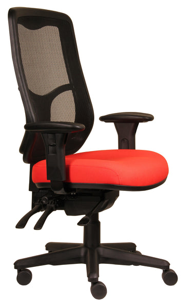 Swift Mesh High Back Large Seat Chair