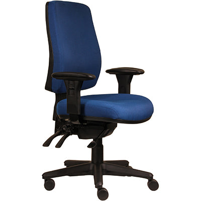 ErgoSelect Spark High Back Chair - DEMO