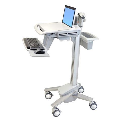 StyleView EMR Laptop Cart