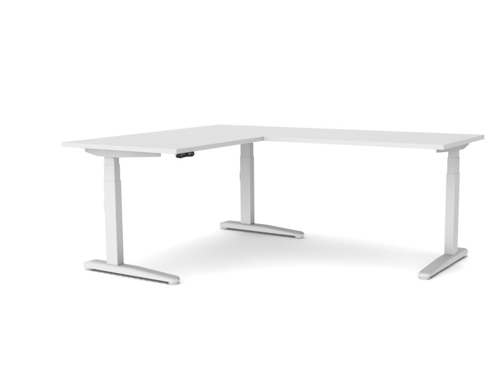 product adjustable height desk electric strata p