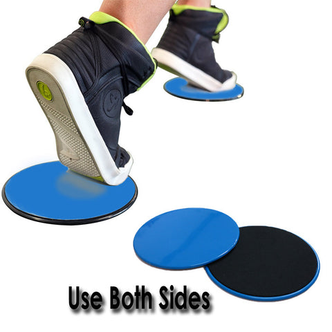 Pilates Sliding Discs (Pair)