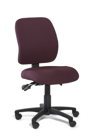 Gregory Slimline Medium Back Small Seat Chair