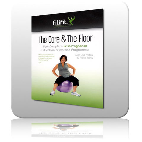 The Core and the Floor DVD
