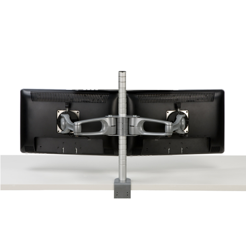 CBS Wishbone™ Plus Dual LCD Arm