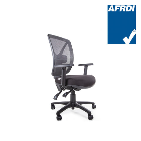 bPlus Mesh Back Chair
