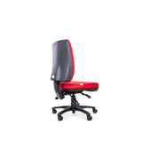bplus ergonomic chair side view