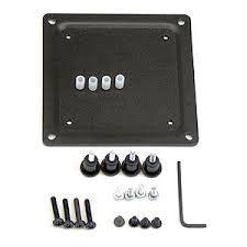 Ergotron ® 75 - 100 mm Conversion Vesa Plate Kit