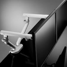 CBS Flo™ Dual Monitor Arm