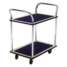Trolley Multideck/Shelf 2 Tier