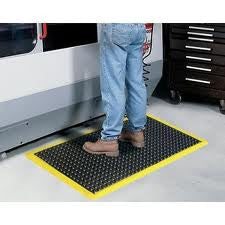 Ergo Tread Rubber Anti Fatigue Mat