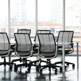 Humanscale Diffrient Smart Chair Boardroom