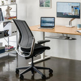 Humanscale Diffrient Smart Chair Grey