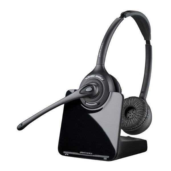 Plantronics CS520 Binaural Wireless Headset