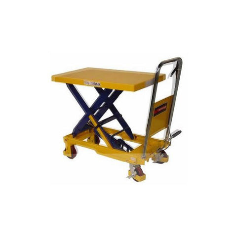 Scissor Lift Table Manual 500kg