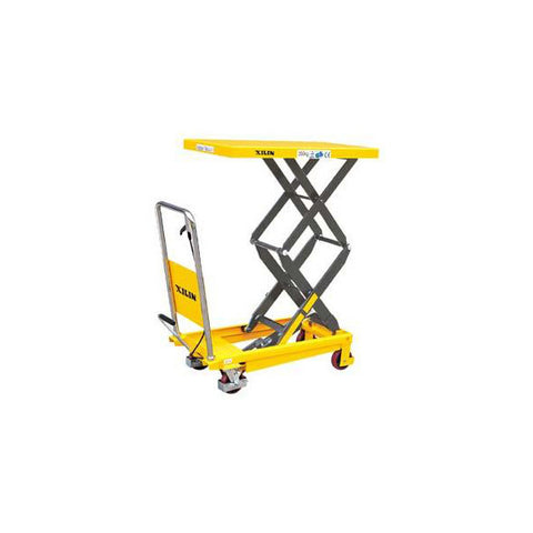 Scissor Lift Table High Lift Manual