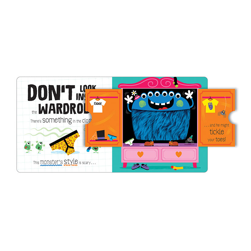 Don't Look Inside (Board Book)